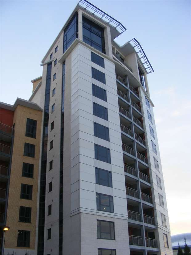 2 Bedrooms Flat for sale in Baltic Quay, Mill Road, Gateshead, Newcastle upon Tyne, Tyne and Wear