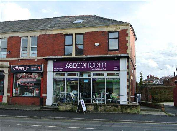 1 Bedroom Commercial Property for sale in Blackpool Road, Preston