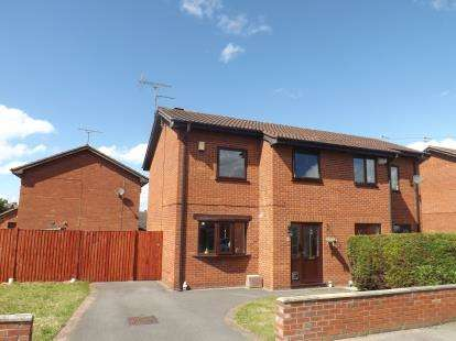 2 Bedrooms Semi Detached House for sale in Church Street, Ellesmere Port, Cheshire, CH65