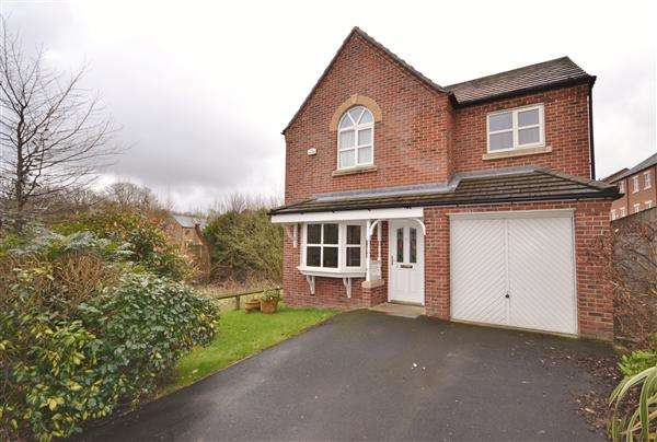 4 Bedrooms Detached House for sale in Tate Fold, Chorley