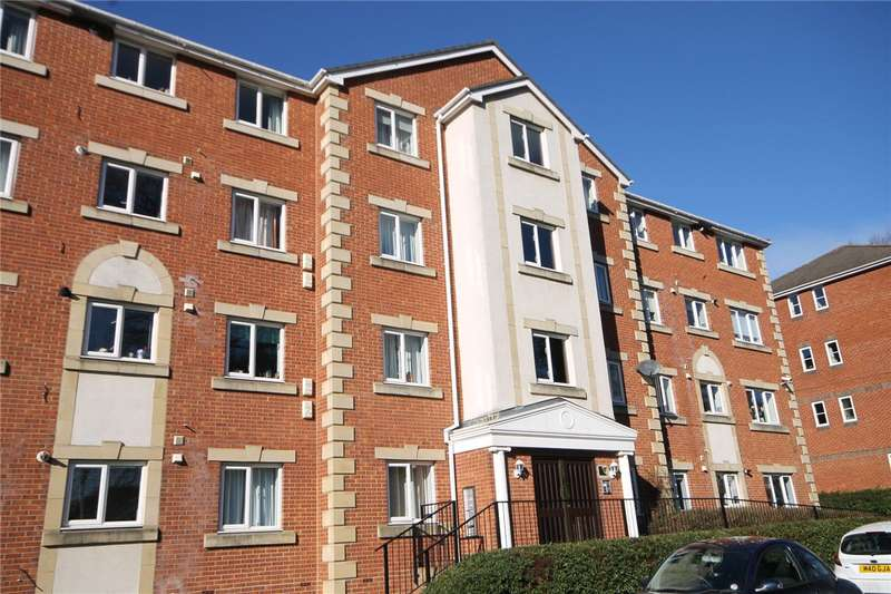 2 Bedrooms Flat for sale in Dorchester Court, Marlborough Drive, Darlington, DL1