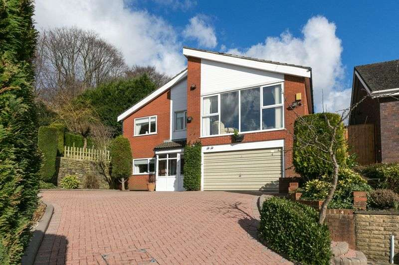 4 Bedrooms Detached House for sale in Cranbrook Way, Whitley, WN1 2PS