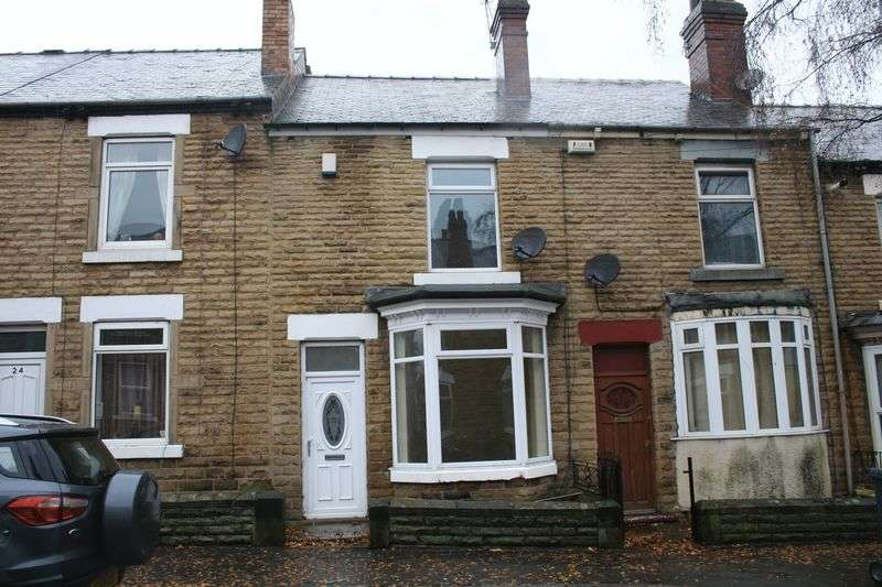 2 Bedrooms Terraced House for sale in Avenue Road, Rotherham