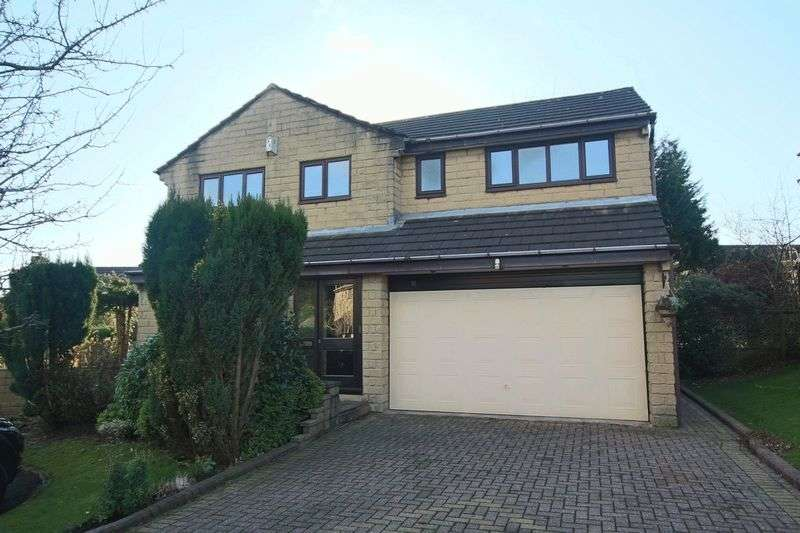 4 Bedrooms Property for sale in Chepstow Close, Bamford, Rochdale OL11 5TR