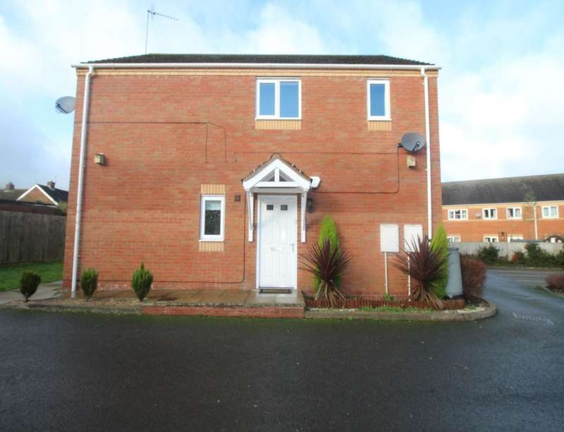 2 Bedrooms Flat for rent in Woodland House Barrington Road, Rubery,Rednal, Birmingham, B45