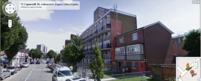 1 Bedroom Flat for sale in Capworth Street, E10 5AJ