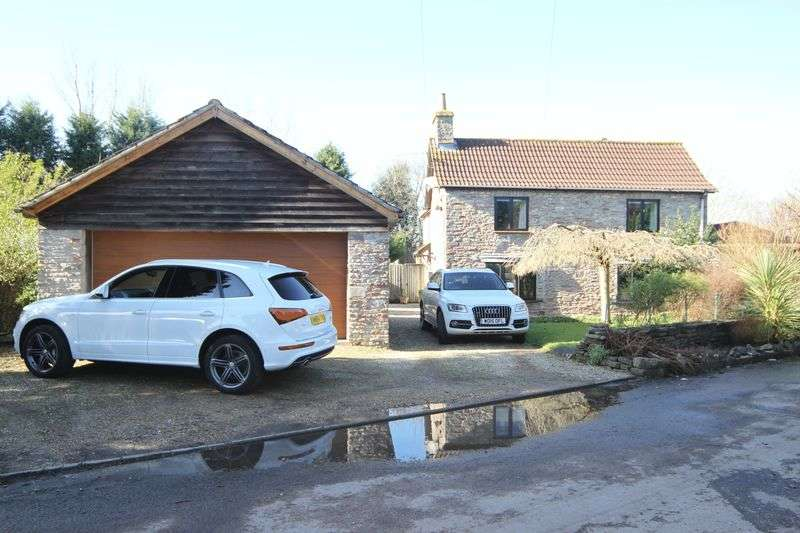 5 Bedrooms Detached House for sale in Players Close, Bristol