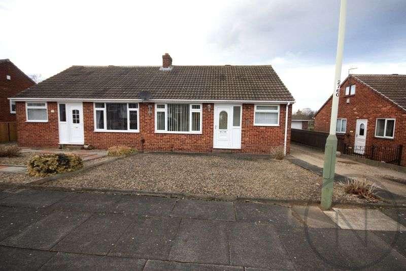 2 Bedrooms Semi Detached Bungalow for sale in Devonshire Road, Darlington