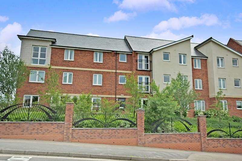 1 Bedroom Retirement Property for sale in Cestrian Court, Chester le Street, DH3 3TD