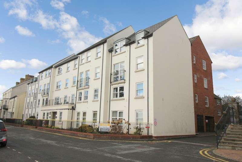 1 Bedroom Retirement Property for sale in Ty Rhys, Carmarthen, SA31 1LY