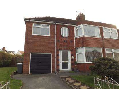 4 Bedrooms Semi Detached House for sale in Cavendish Road, Blackpool, Lancashire, FY2