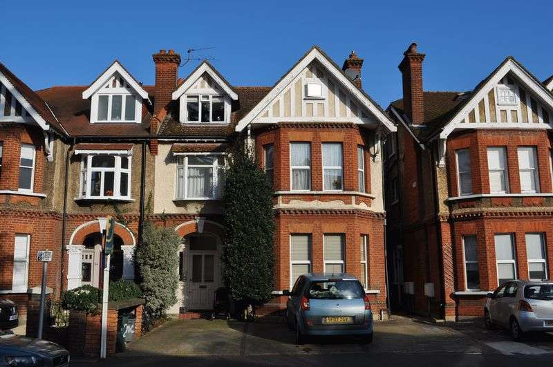 1 Bedroom Flat for sale in Vicarage Road