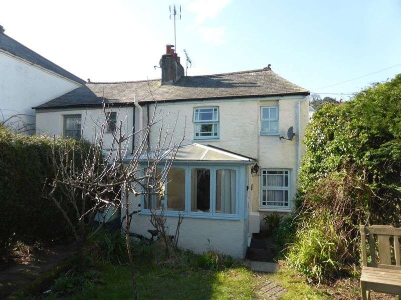 2 Bedrooms Semi Detached House for sale in The Moors, Lostwithiel