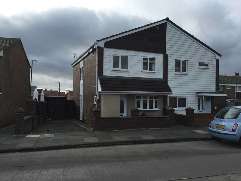 3 Bedrooms Semi Detached House for sale in Highfield Road, South Shields