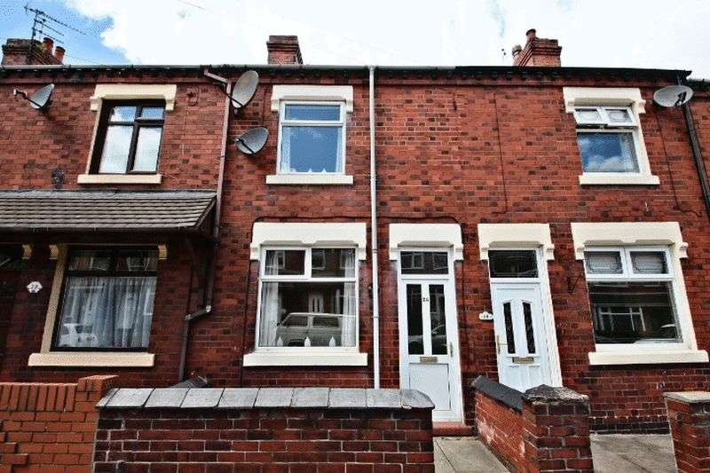 3 Bedrooms Terraced House for sale in Stonebank Road, Stoke-On-Trent