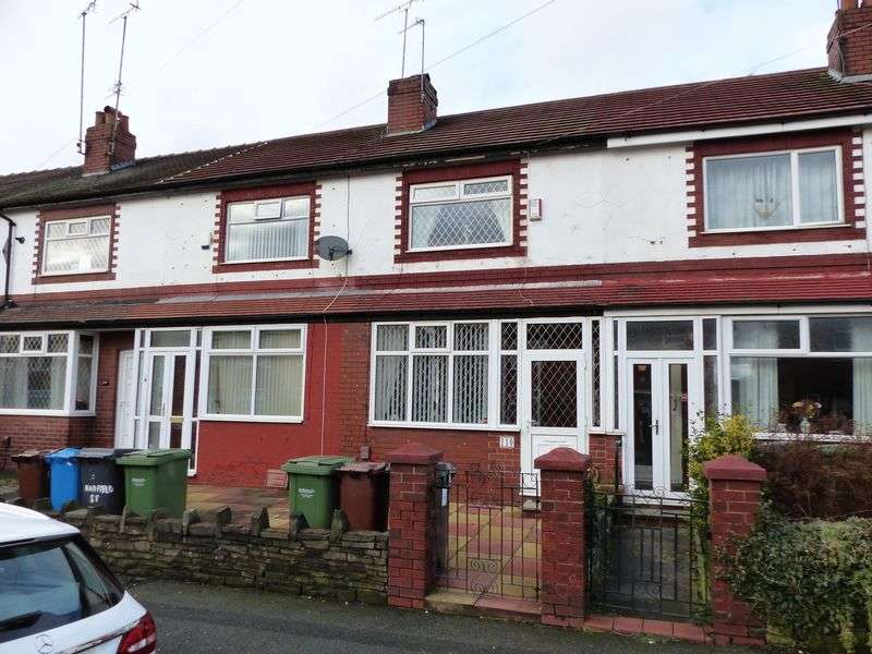 2 Bedrooms Terraced House for sale in Hadfield Street, Oldham