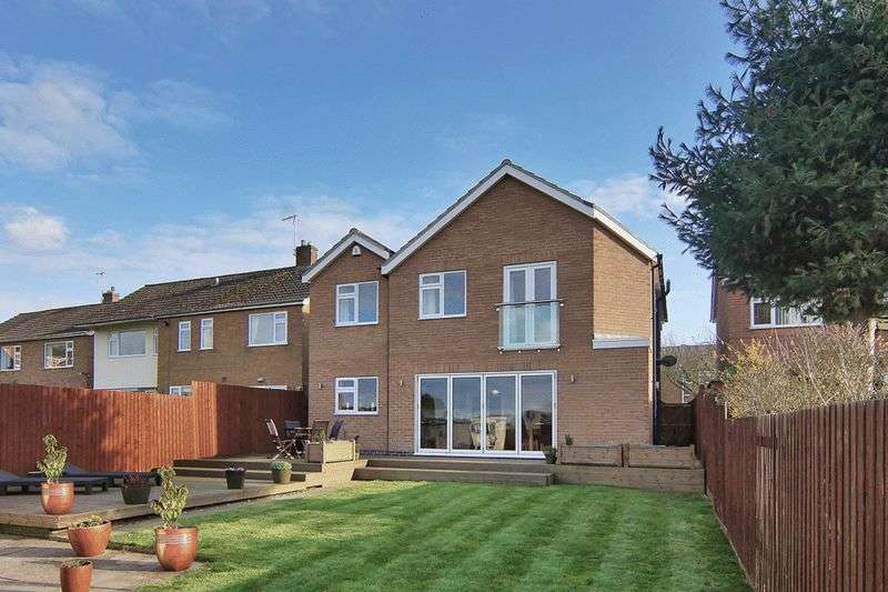 5 Bedrooms Detached House for sale in Wreake Drive, Rearsby, Leicestershire