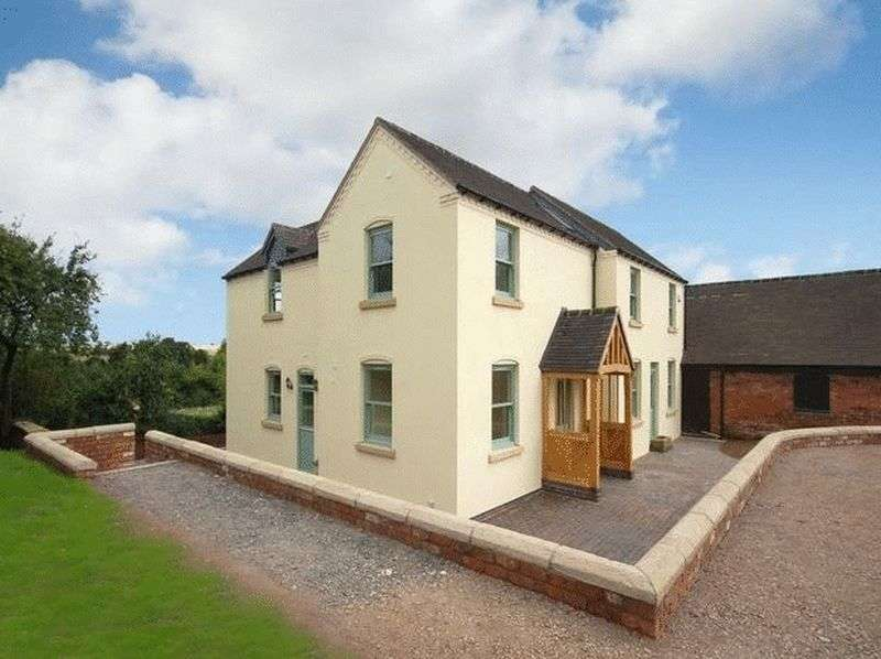 5 Bedrooms House for sale in Knowles Bank Farm, Knowle Bank, Shifnal