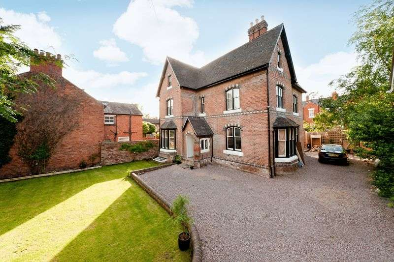 7 Bedrooms Detached House for sale in 14 Longner Street, Shrewsbury