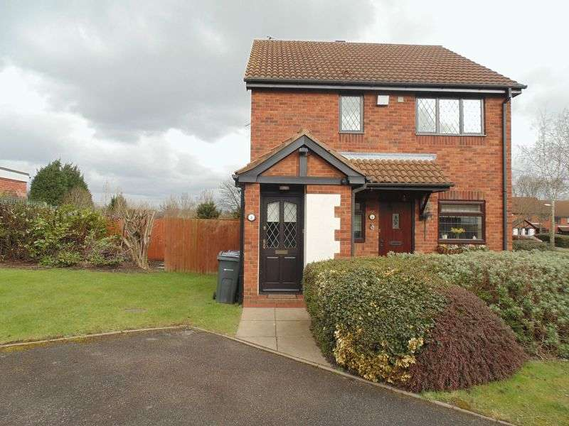 1 Bedroom Flat for sale in Waterside Close, Erdington, Birmingham