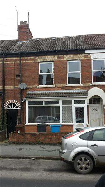 4 Bedrooms Terraced House for sale in Belvoir Street, Hull