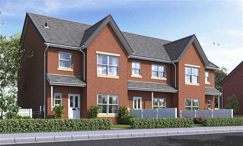 3 Bedrooms Property for sale in Plot 3 Old Davids Mount, 133 Mount Road, MANCHESTER, M24