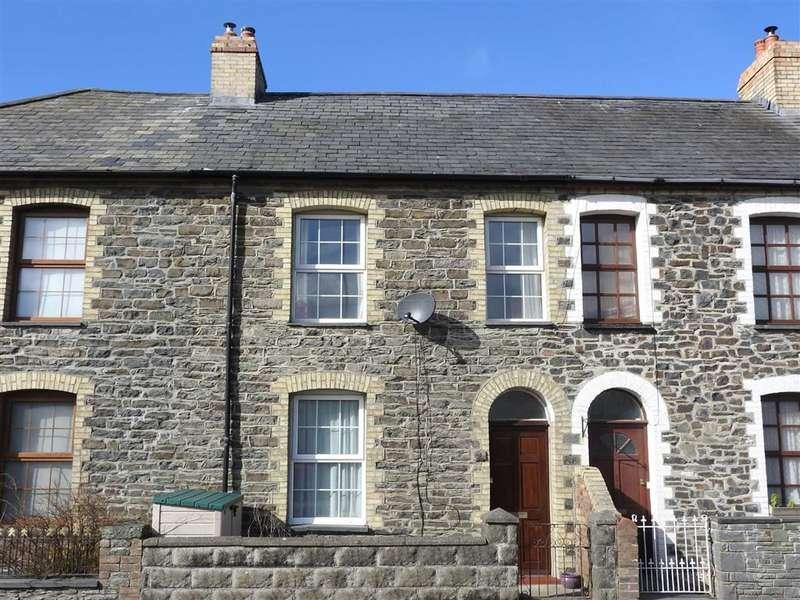 3 Bedrooms Property for sale in Llwynteg, Aberystwyth, Blaenplwyf
