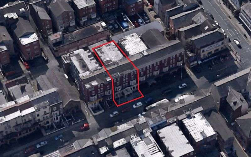 Land Commercial for sale in Grovesnor Hotel, Blackpool