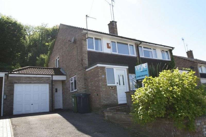 3 Bedrooms Semi Detached House for sale in Dean Garden Rise, High Wycombe