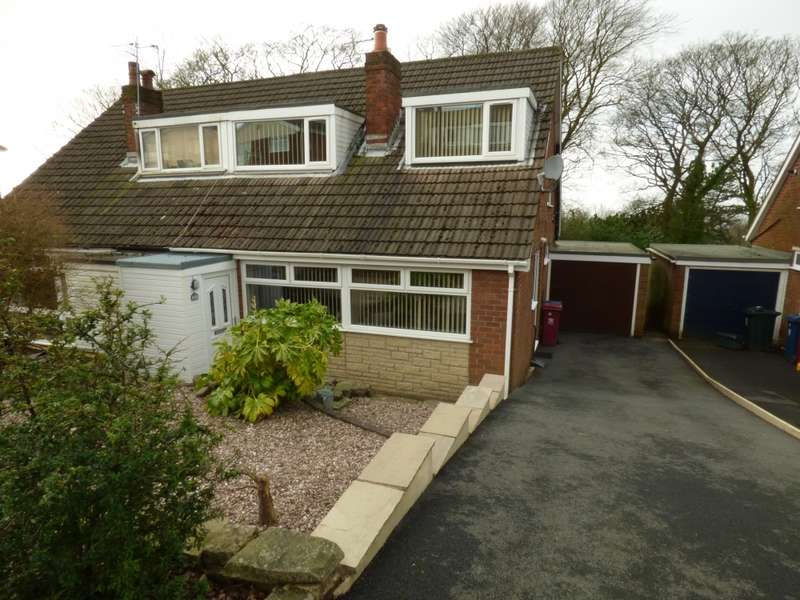 3 Bedrooms Semi Detached House for sale in Beaver Close, Blackburn, Lancashire, BB1