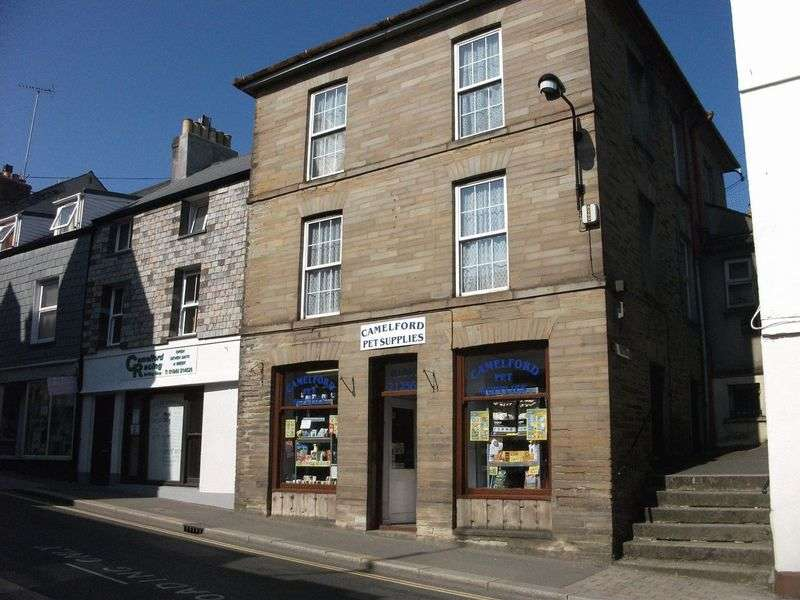 Commercial Property for sale in 20 Fore Street, Camelford, PL32 9PG