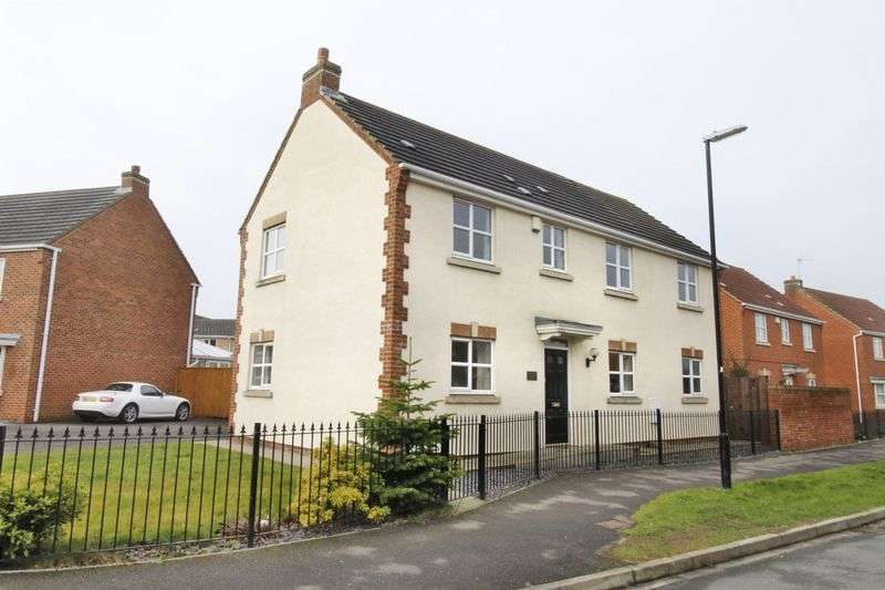 5 Bedrooms House for sale in Leewood Close, Rotherham