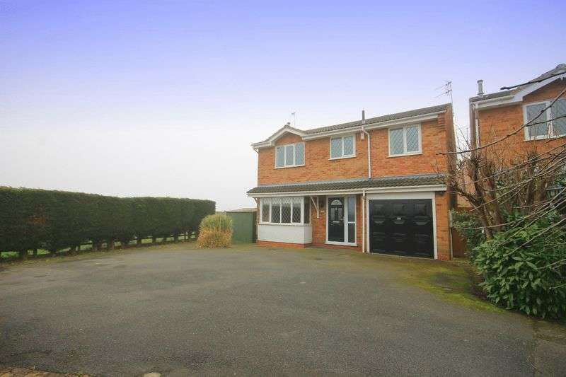 5 Bedrooms Detached House for sale in BLAKEBROOK DRIVE, CHELLASTON