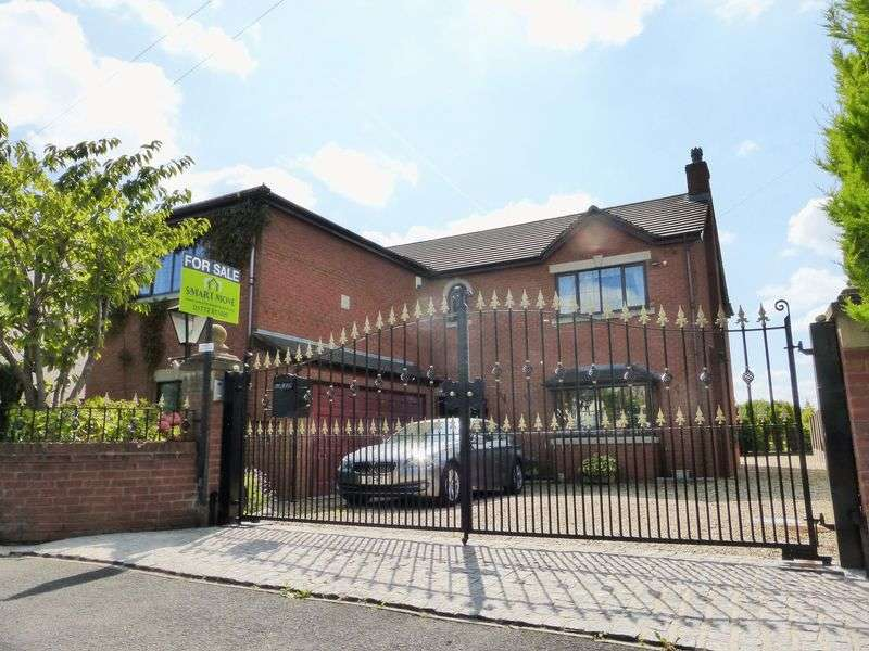 5 Bedrooms Detached House for sale in Fermor Road, Tarleton, Preston