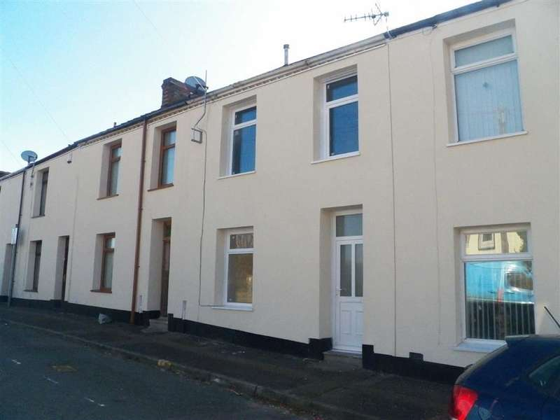 3 Bedrooms Property for sale in Park Terrace, Waun Wen