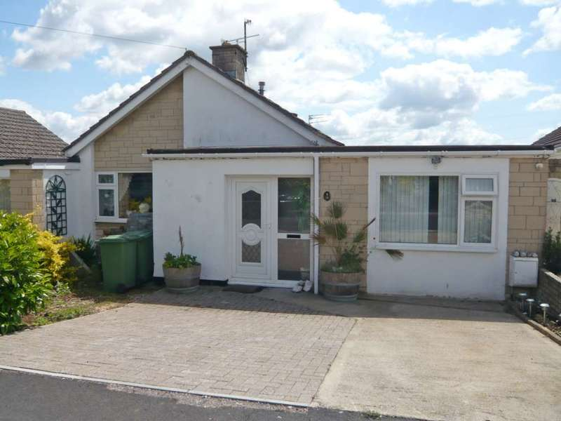 3 Bedrooms Detached Bungalow for sale in Frome