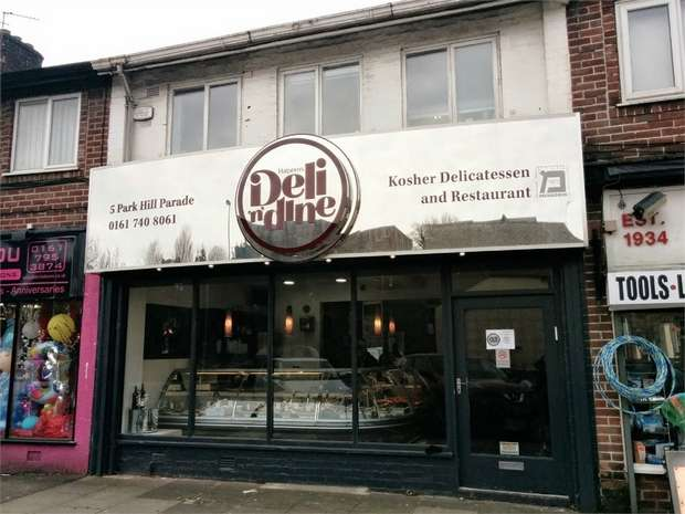 Commercial Property for sale in Bury Old Road, Prestwich, MANCHESTER, Lancashire