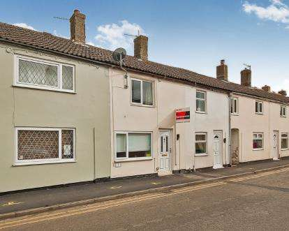 2 Bedrooms Terraced House for sale in Prospect Street, Horncastle, Lincolnshire, Prospect Street