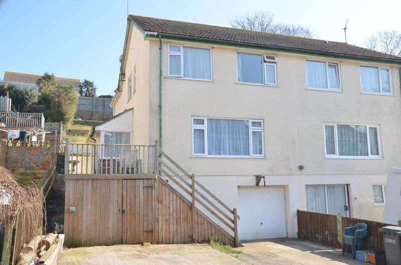 5 Bedrooms Semi Detached House for sale in SUN VALLEY CLOSE, BRIXHAM