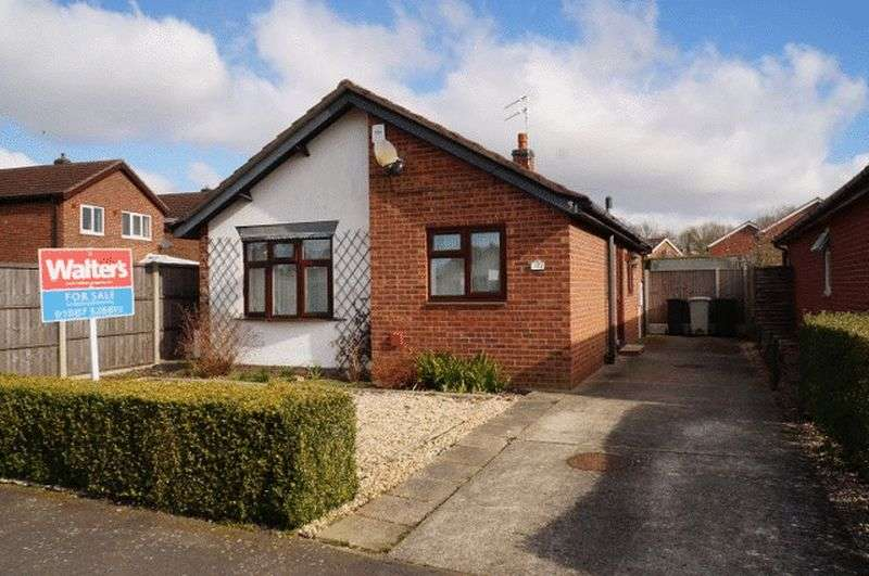 2 Bedrooms Detached Bungalow for sale in Greenfield Road, Coningsby