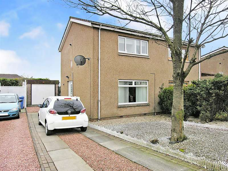 3 Bedrooms Semi Detached House for sale in Solway Drive, Head of Muir