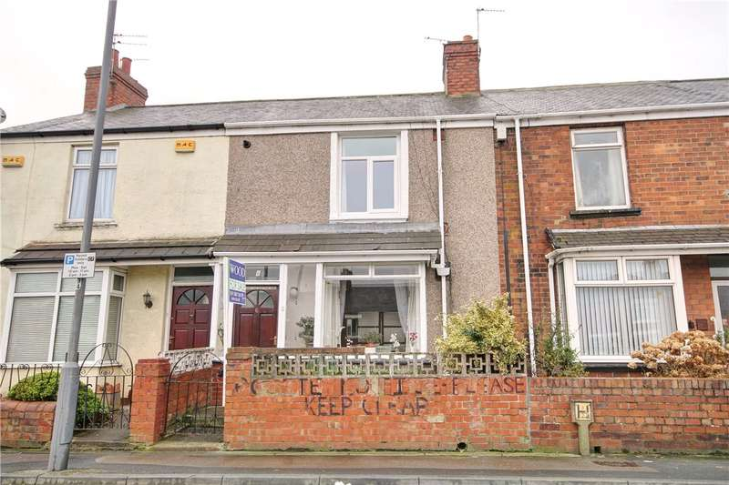 2 Bedrooms Terraced House for sale in Cone Terrace, Chester Le Street, Co Durham, DH3
