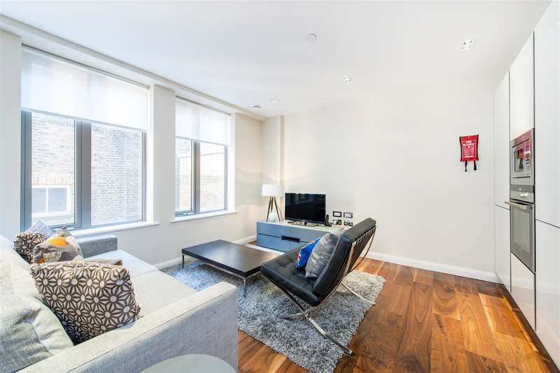 1 Bedroom Flat for sale in Aston House, 36-37 Furnival Street, Chancery Lane, London EC4