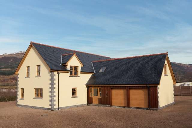4 Bedrooms Detached Villa House for sale in Camesky, Fort William, Highland, PH34 4EX