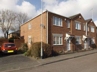 3 Bedrooms End Of Terrace House for sale in Rose Place, Boston, Lincolnshire