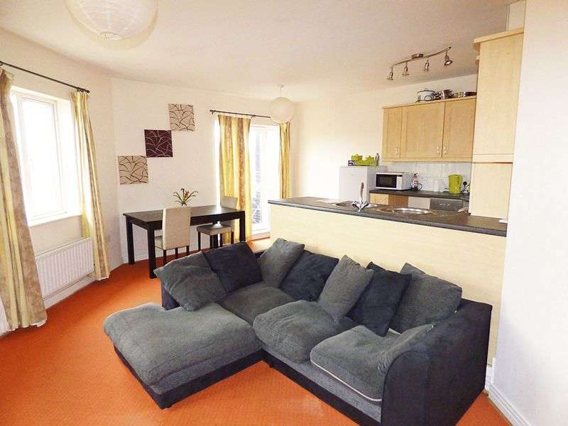 2 Bedrooms Flat for sale in The Moorings, Birmingham