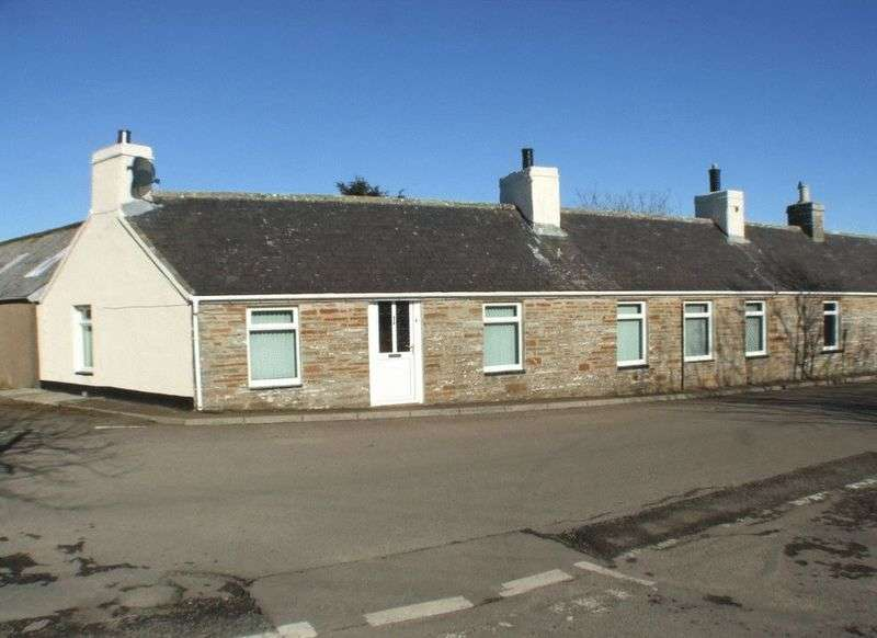 3 Bedrooms Semi Detached Bungalow for sale in Crescent Street, Halkirk