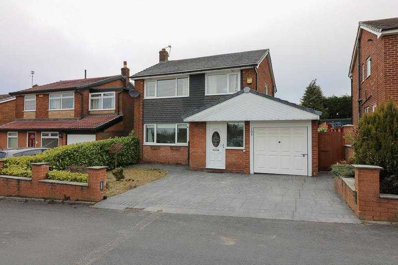 3 Bedrooms Detached House for sale in Stitch Mi Lane, Bolton
