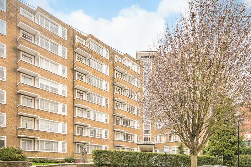 1 Bedroom Flat for sale in Prince Albert Road, St John's Wood, NW8