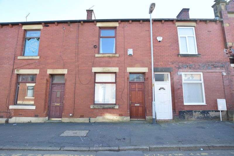 2 Bedrooms Terraced House for sale in Quarry Street, Rochdale